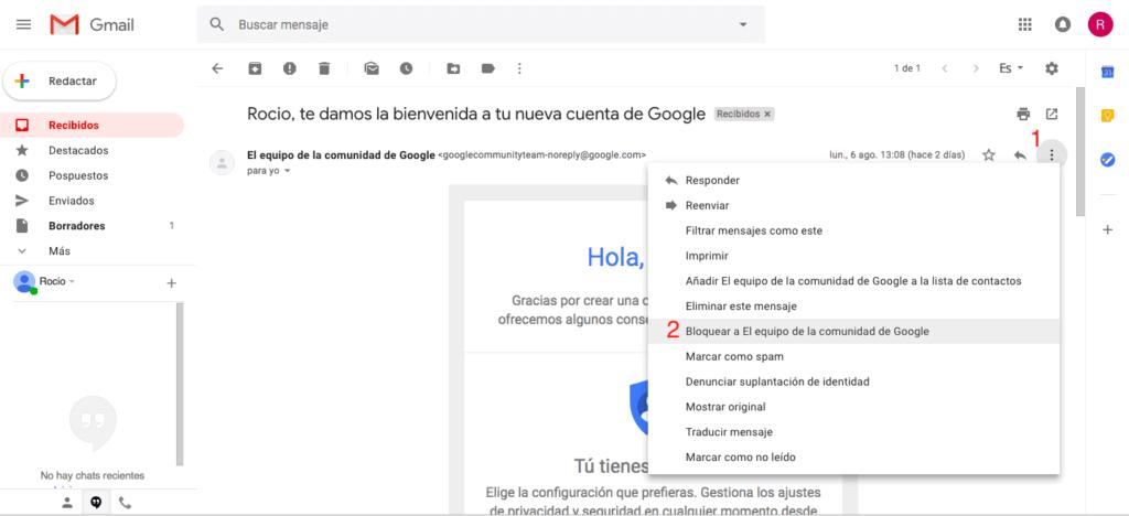 bloquear-contacto-en-gmail