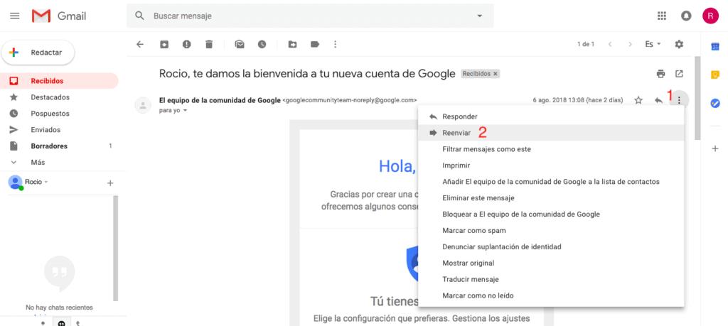 reenviar-correo-gmail
