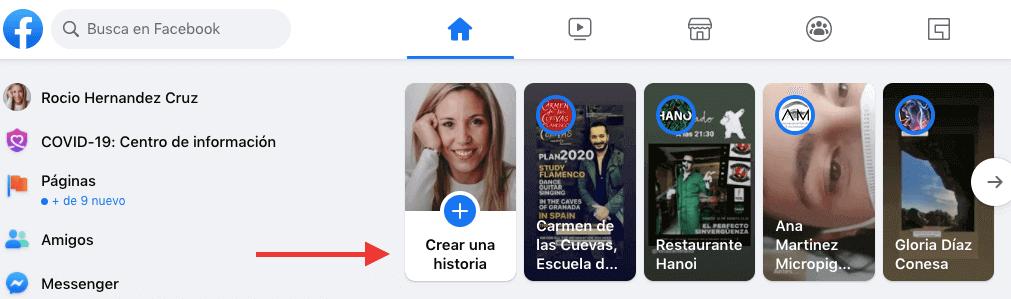 crear-una-historia-en-facebook