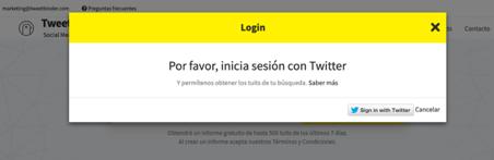 login-tweet-binder